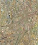 "2.8.13, acrylic and latex on canvas, 28x24"", 2013"