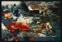 Painting Performance, installation, Art Annex studio, UNM, 2003
